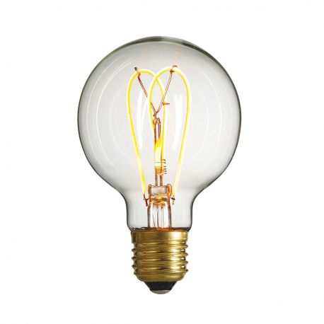 Ampoule décorative filament Led