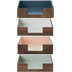Range-courrier bois Ferm Living