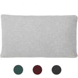 Grand Coussin Rectangle Quilt Ferm Living