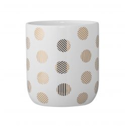 Pot de rangement Adol Gold Bloomingville