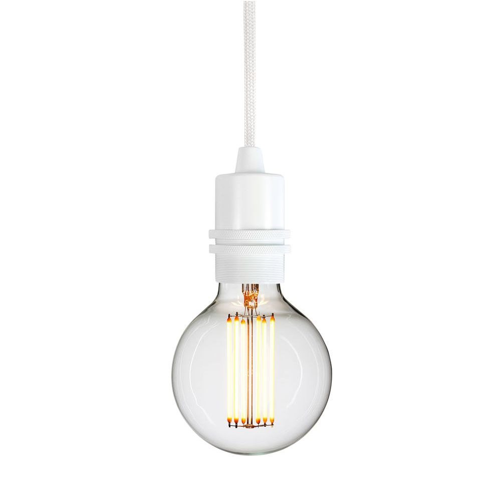White alu socket pendant design nud collection white alu socket pendant nud off white aloadofball Images