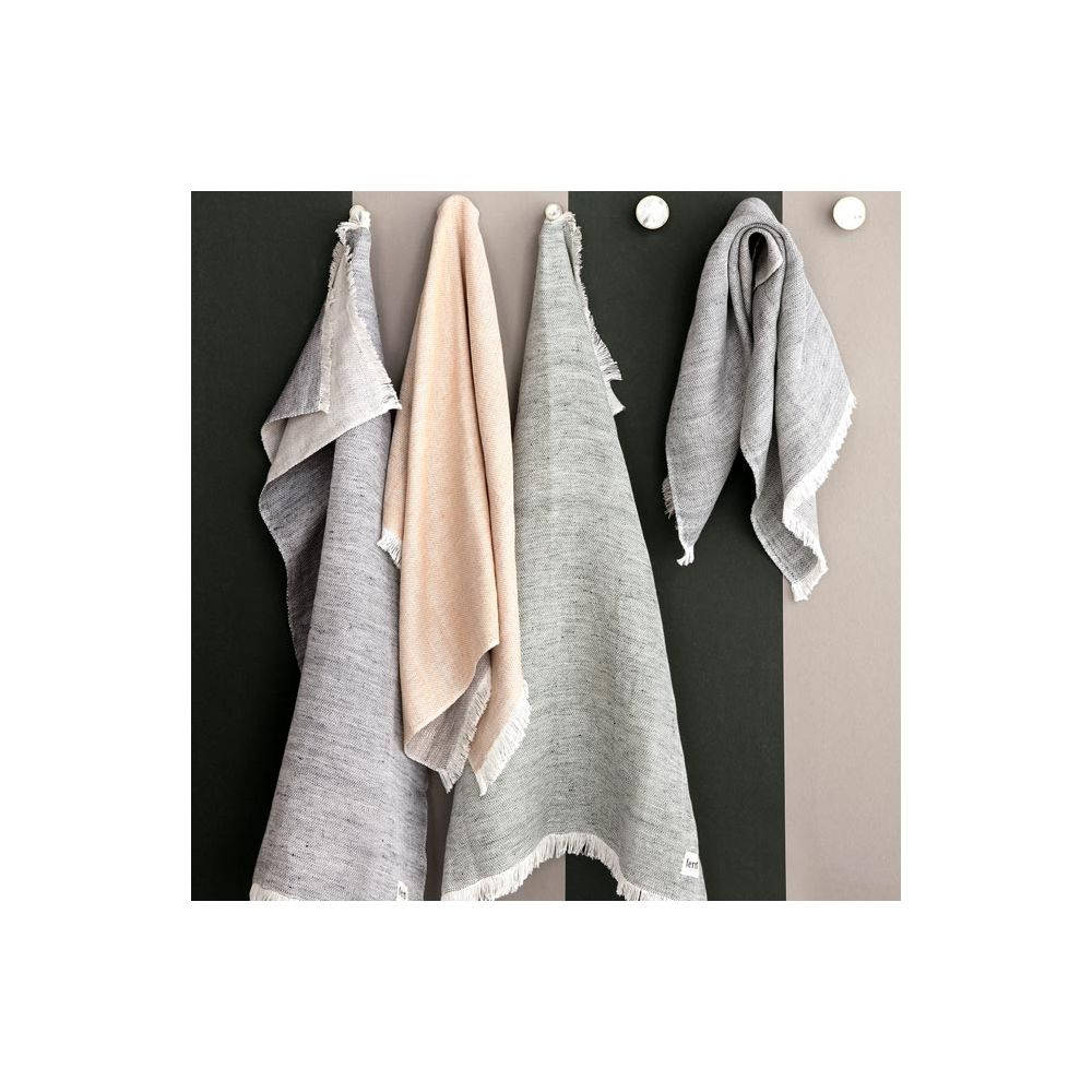 Kitchen towel in linen and cotton Ferm Living Blend