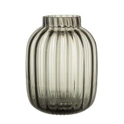 Vase en verre Evergrey Bloomingville