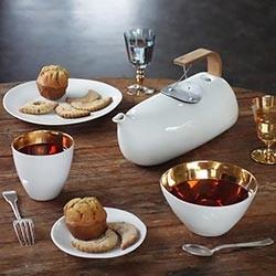 Thé, Café et Déjeuners