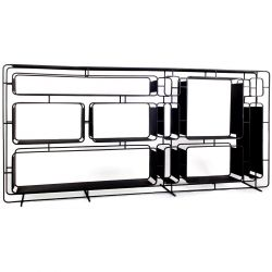 Project L metal shelf XLBoom