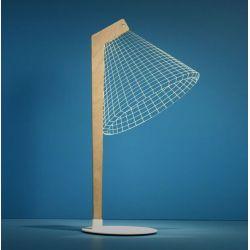 Lampe à poser Deski Bulbing