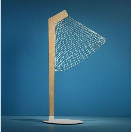 Design 3D led lamp bulbing