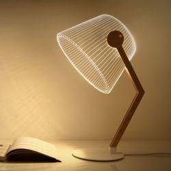 Lampe à poser Ziggi Bulbing