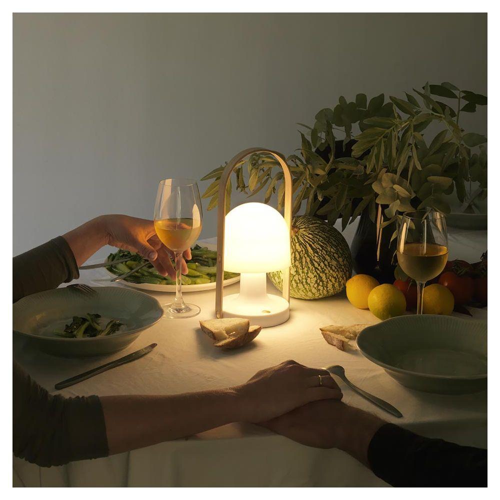 Lampe sans fil design et rechargeable intérieur / extérieur - Lampe ...