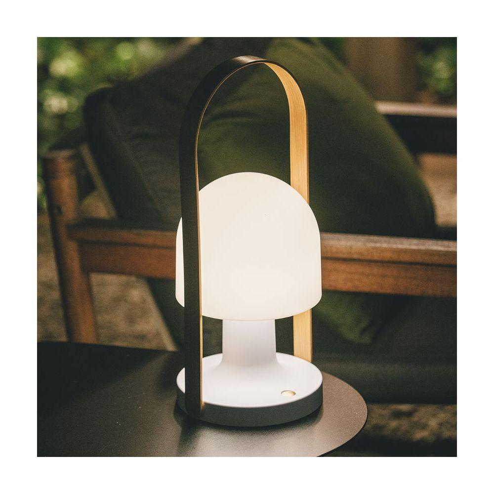 lampe sans fil design et rechargeable int rieur. Black Bedroom Furniture Sets. Home Design Ideas