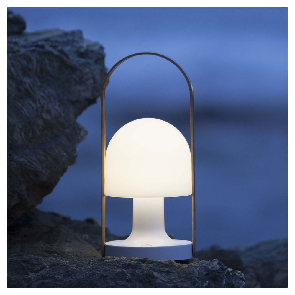 Design And Rechargeable Lamp For Indoor Amp Outdoor Marset
