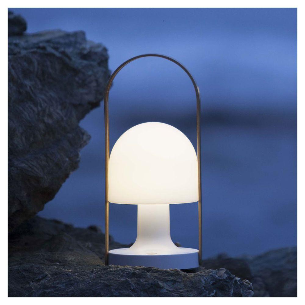 Lampe Sans Fil Design Et Rechargeable Interieur Exterieur Lampe