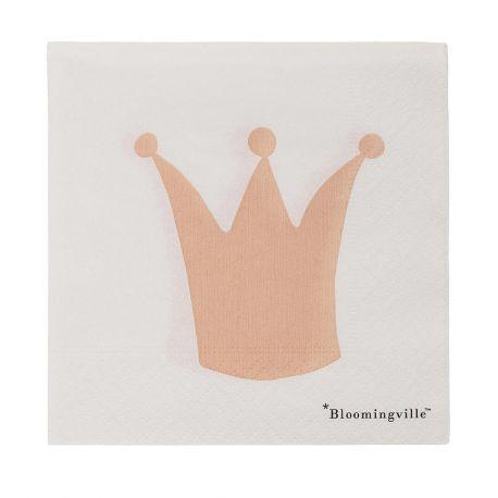 Serviettes en papier Princesse