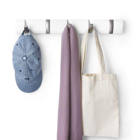 White wall-mounted hook Umbra