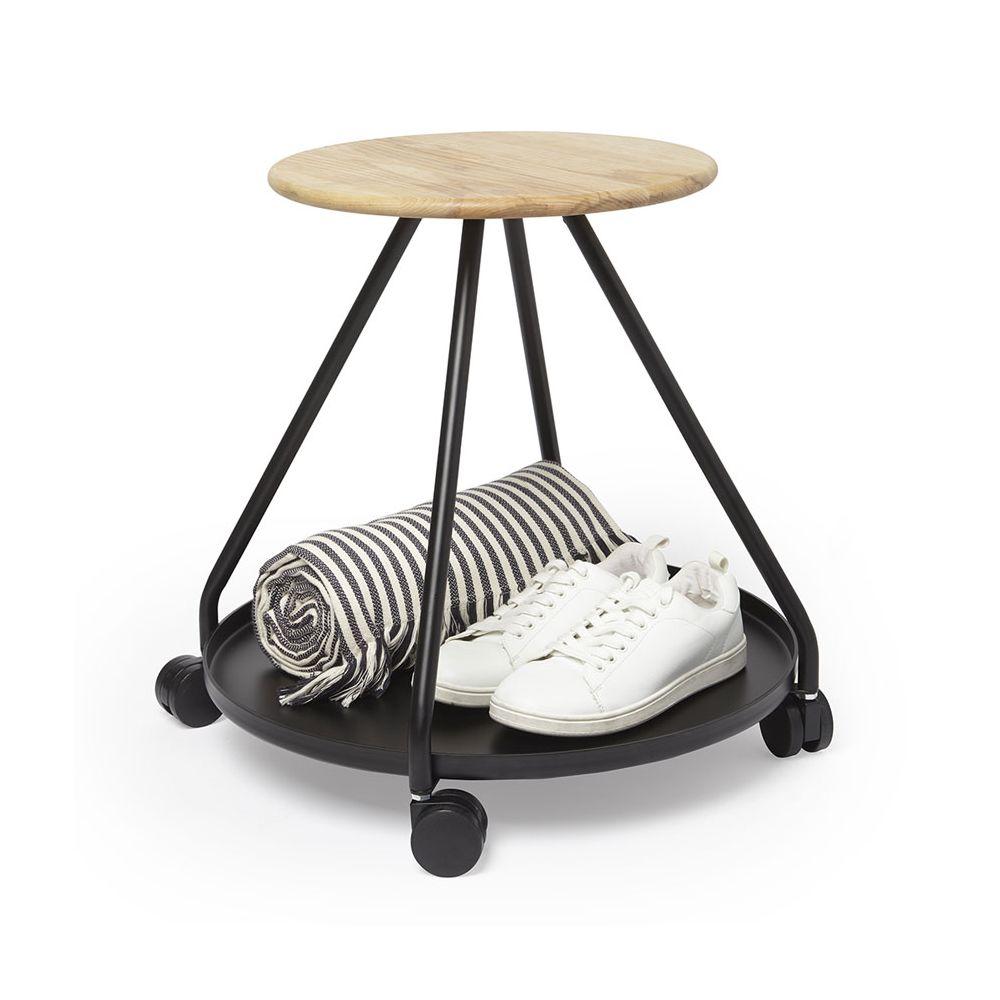 tabourets et bancs design en bois ou m tal pure deco. Black Bedroom Furniture Sets. Home Design Ideas