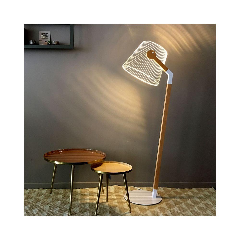 Pied Sur Lampe Ziggi Pied Lampe Sur Bulbing WCBQoderx