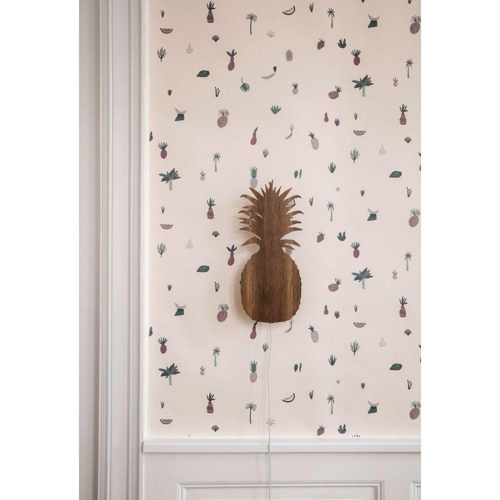 papier peint ferm living fruiticana papier peint motif. Black Bedroom Furniture Sets. Home Design Ideas