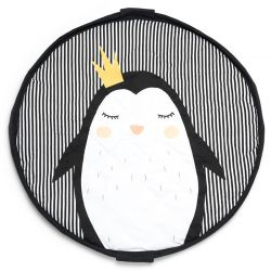 Sac tapis de jeu bébé Pingouin Play and Go