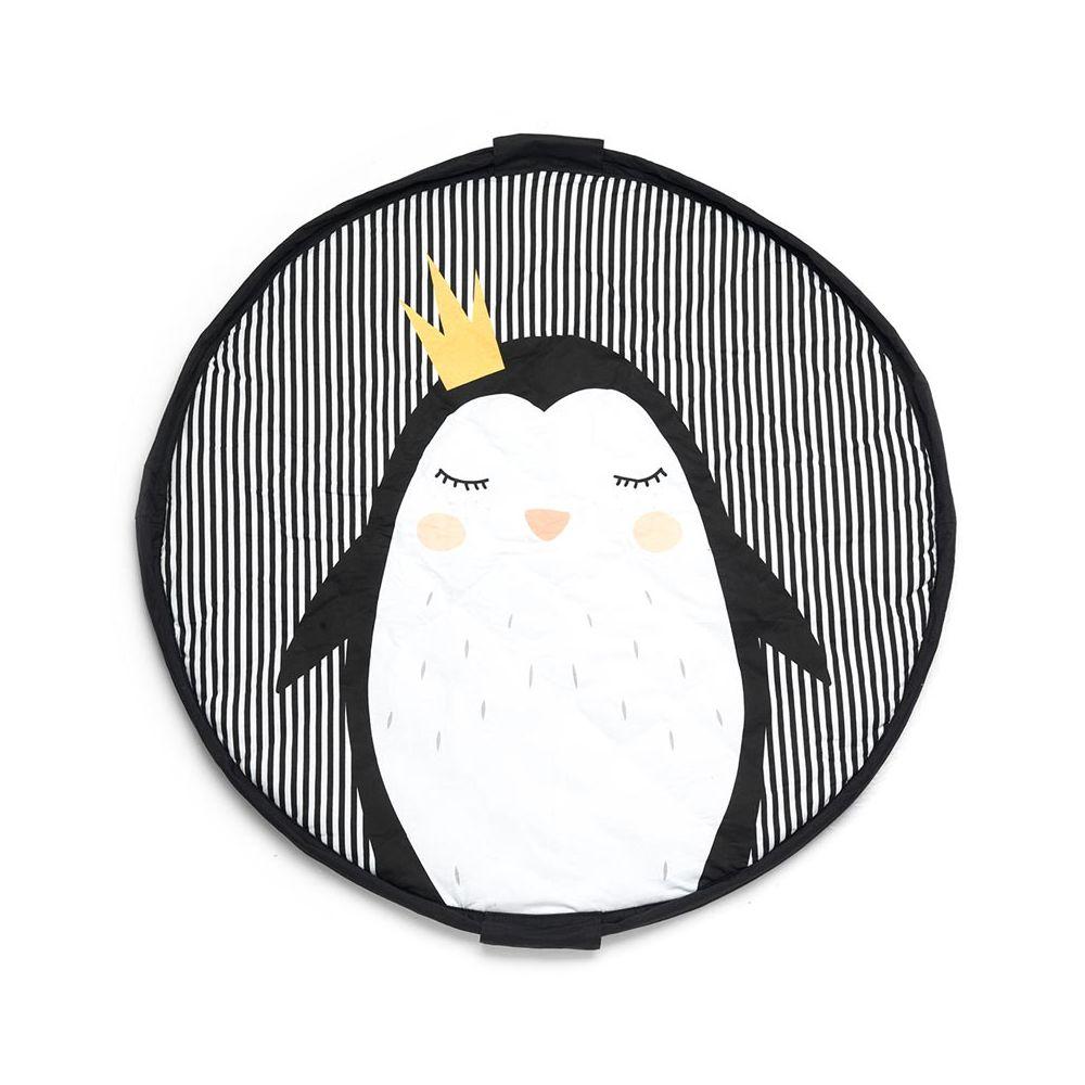 Sac De Jeu Nomade sac tapis de jeu bébé pingouin play and go