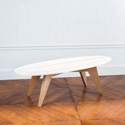 Table planche de surf Bolge design