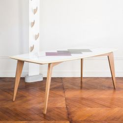 Table haute Bolge 79 Salty Design