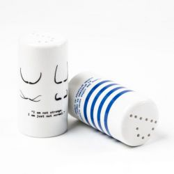 Salt and Pepper Shakers Isol Barcelona