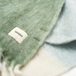 Sandhi Color Block Blanket