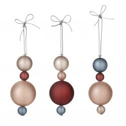 String Christmas Deco Ornement Broste Copenhagen