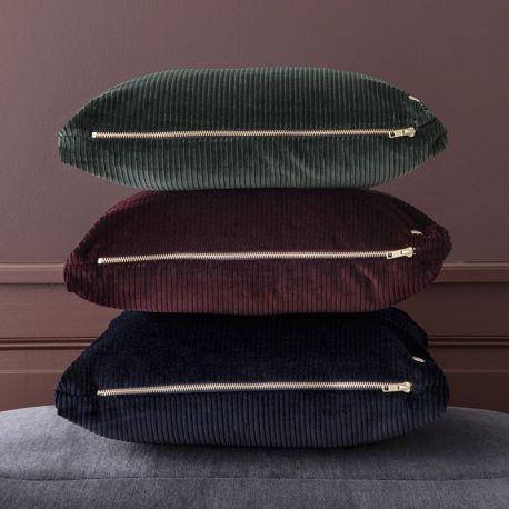 Ferm Living velvet cushion