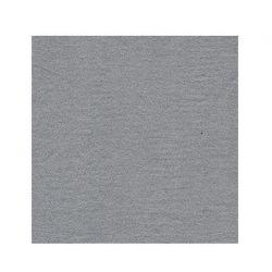 Silver non-woven napkins Francoise Paviot