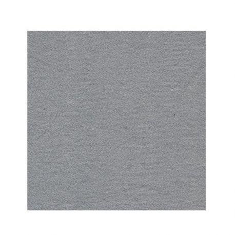Silver paper napkin