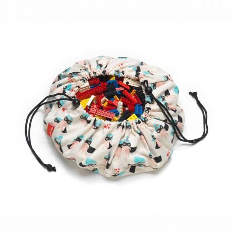 Sac tissu lien coulissant Play and Go