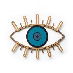 Déco murale Oeil bleu Umasqu