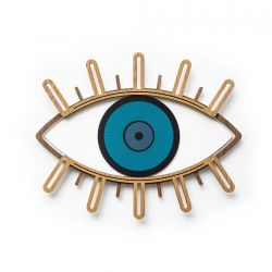 Wall decoration Blue Eye Umasqu