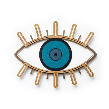 Umasqu Oeil bleu