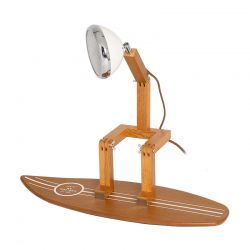 Surf holder for Wattson lamp