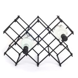 Diamond wine rack XLBoom