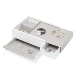Jewellery box Stowit alu Umbra