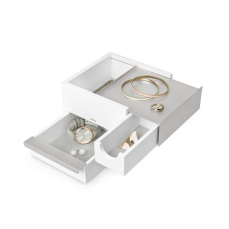 Stowit mini alu jewelry box Umbra