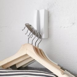 Coat hook and hanger holder Flip Umbra