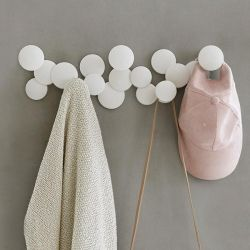 Coat rack Bubble Umbra