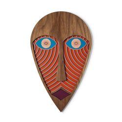 Modern African Mask 17 Umasqu