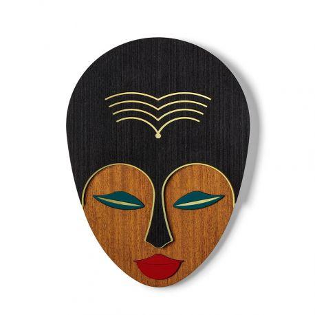 Modern African Mask 27 Umasqu