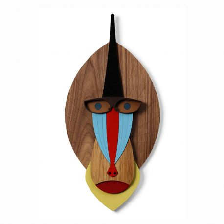 Wall decoration Mandrill Umasqu