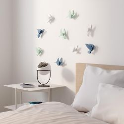 Color Hummingbird Wall decoration Umbra