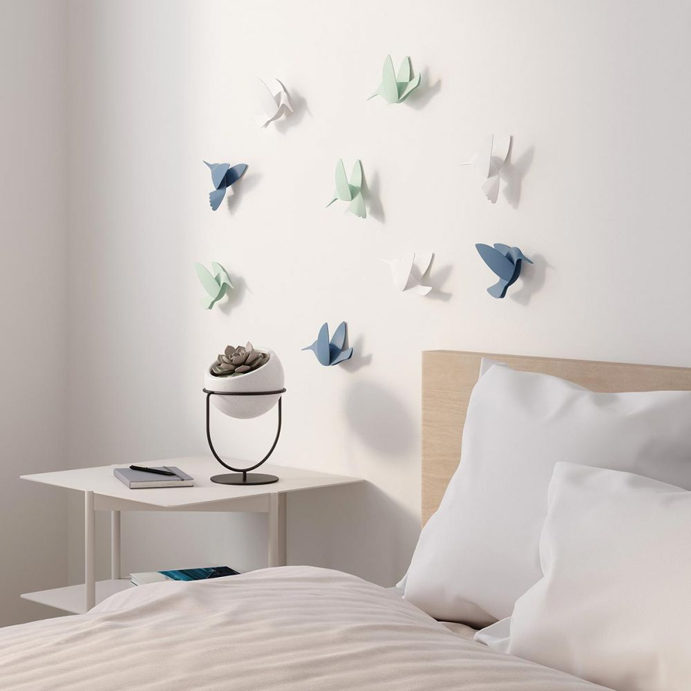 Bird Wall Decoration Decor Mural