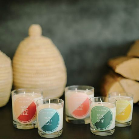 Craft perfumed candle