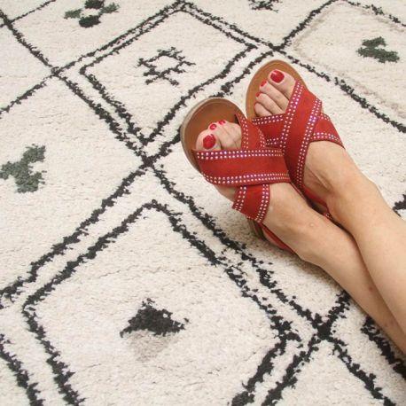 Green Kamel Berber Carpet Edito