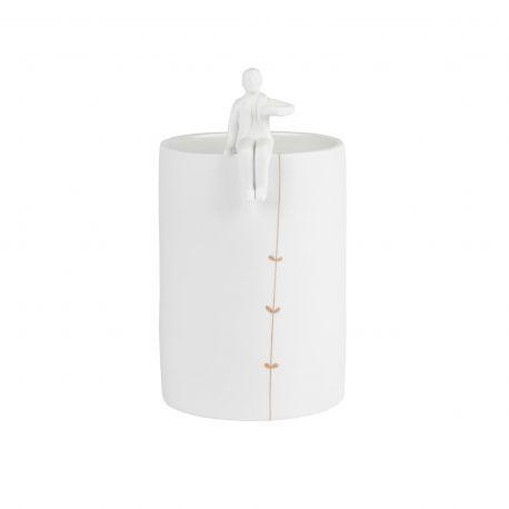 Porcelain Vase Gardner Räder
