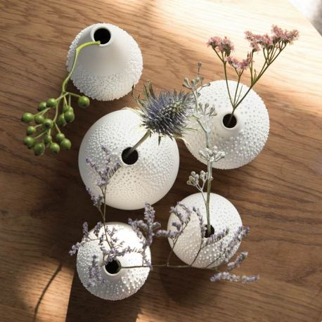 Pearl Porcelain Vase Räder